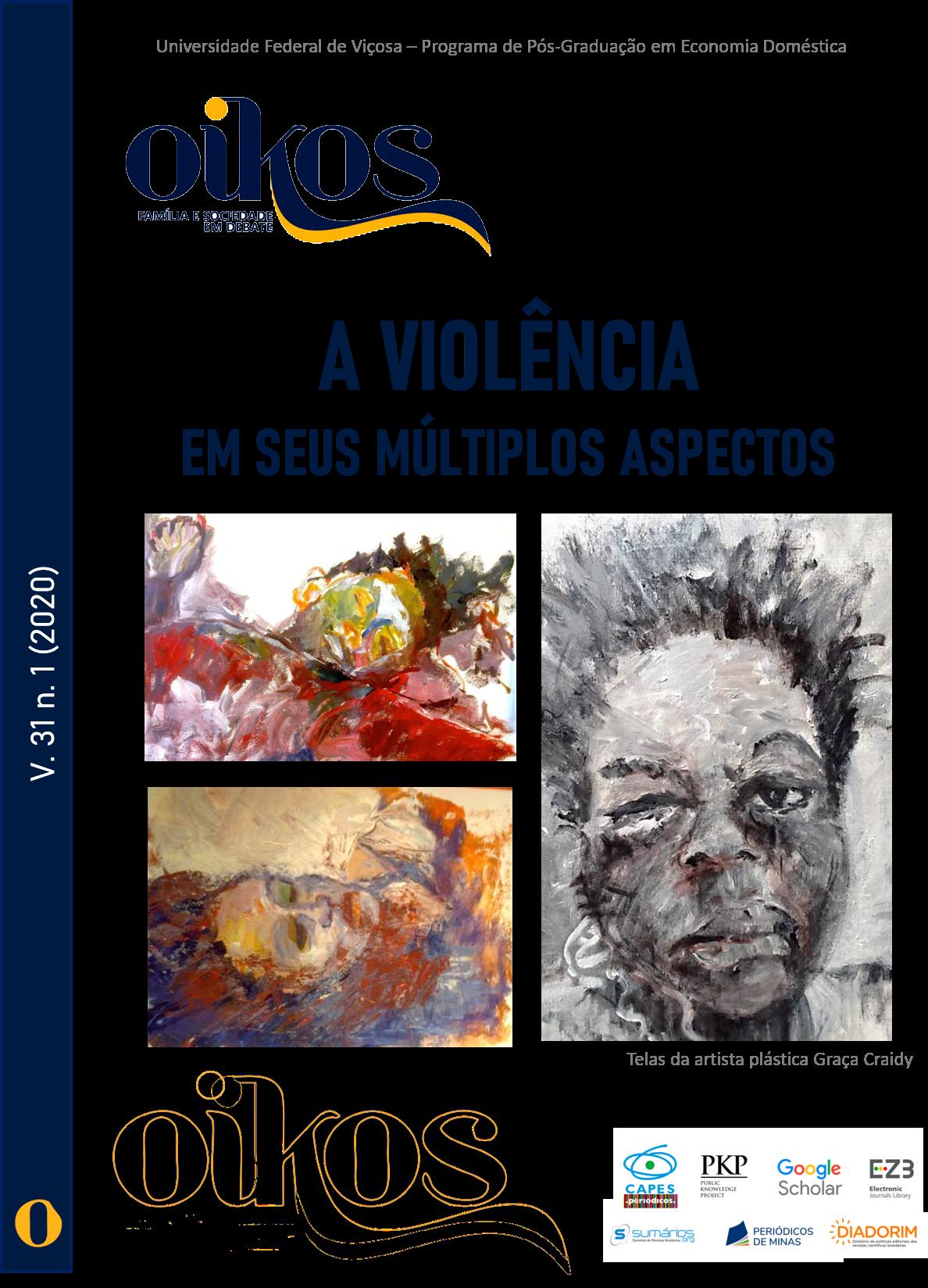 Visualizar v. 31 n. 1 (2020): DOSSIÊ: A VIOLÊNCIA EM SEUS MÚLTIPLOS ASPECTOS