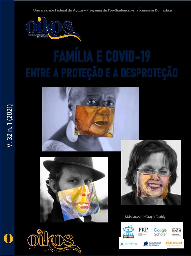 Visualizar v. 32 n. 1 (2021): DOSSIÊ FAMÍLIA E COVID-19: ENTRE A PROTEÇÃO E A DESPROTEÇÃO