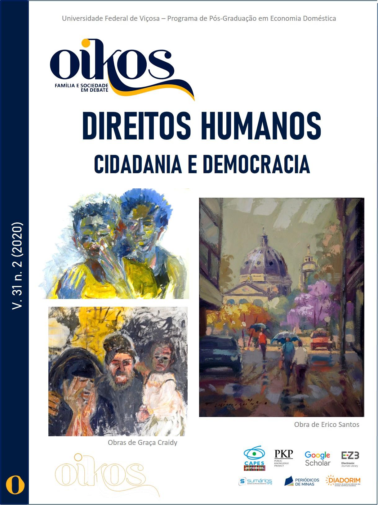 Visualizar v. 31 n. 2 (2020): DIREITOS HUMANOS, CIDADANIA E DEMOCRACIA