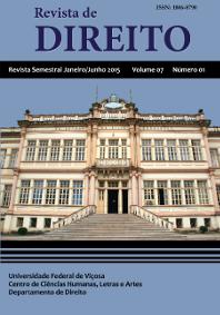 Visualizar v. 7 n. 01 (2015)