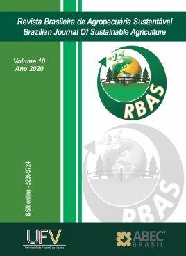 Visualizar v. 10 n. 1 (2020): Revista Brasileira de Agropecuária Sustentável