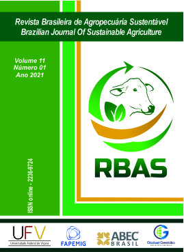 Visualizar v. 11 n. 1 (2021): Revista Brasileira de Agropecuária Sustentável